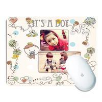 囧男孩-个性鼠标垫