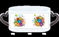 六一儿童节奖品礼物-心形把变色杯