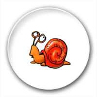 小蜗牛-3.2个性徽章