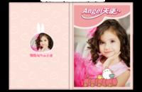 我的淘气小天使(萌兔子系列)-8x12照片书
