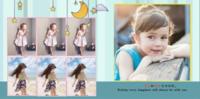 成长的幸福(图片可替换)-8x8PU照片书NewLife