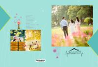 记录幸福-高档纪念册24p
