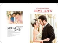 爱情 情侣(照片可换)-8x12对裱特种纸20p