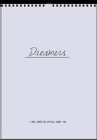 Dreamers追逐梦想勇敢前行-图文可改-时尚极简风-等风也等你-A3挂历