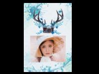 小花花儿-A4杂志册(24p) 亮膜