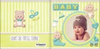 baby宝宝-亲子 甜美 萌-8x8轻装文艺照片书40p