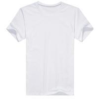 自由DIY-男款精梳棉圆领T恤