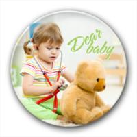 dear baby 亲爱的宝贝(装饰可移动)-4.4个性徽章