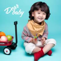 3我亲爱的宝贝 baby dear babyjs0(装饰可移动 图可换)-8x8双面水晶印刷照片书30p