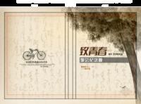致青春毕业纪念册典藏版-硬壳精装照片书20p