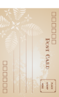 怀旧明信片系列22-18张等边留白明信片(竖款)