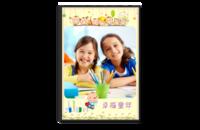 幸福童年(儿童照 幼儿毕业照)-8x12单面银盐水晶照片书
