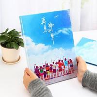 自由DIY-A4硬壳博彩娱乐网站书32p(亮膜)