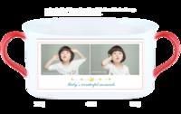 宝贝的精彩时刻 -BZ5Baby's wonderful moments710(图可换装饰可移动)-骨瓷变色杯