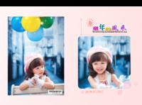 童年是一首快乐的歌-精装硬壳照片书60p