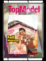 TOP MODEL 潮流杂志(个人 写真 情侣 旅行 朋友 亲子 家庭 通用)-A4杂志册(40P)
