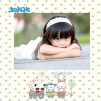 儿时记忆萌宝亲子手册-8x8双面水晶印刷照片书30p
