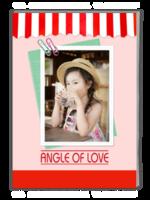 天使宝贝-萌娃-照片可替换-A4杂志册(40P)