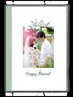 Happy Moment-我们的美好时光-A4杂志册(42P)