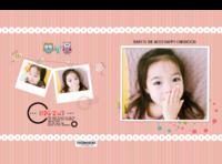 快乐的童年(页内外照片可替换)-8x12对裱特种纸30p套装