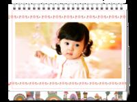 2017台历-童话世界(图文可换)-8寸双面印刷台历