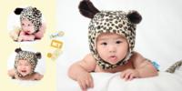 家有萌宝9-sweet baby(可爱萌萌的,相片可替换,男宝女宝通用)-佳木方10寸照片书