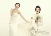 永恒之恋-婚纱照、爱情(装饰可移动、图片可换)-B2单面横款印刷海报
