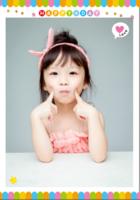 happy day 快乐宝贝的彩色童年 美好记忆9181515-B2单面竖款印刷海报