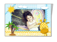 HELLLO,BABY-A5骑马钉画册