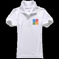 智慧生活O2O女-女款纯色POLO衫