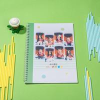 自由DIY-A4环装杂志册26p