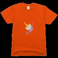 卡通猫高档彩色T恤