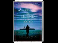 【海上钢琴师】The Legend of 1900·经典心理电影·意大利小说改编·钢琴曲の影迷珍藏版-A4时尚杂志册(24p)
