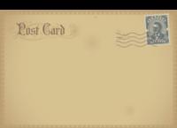 复古明信片4-全景明信片(横款)套装