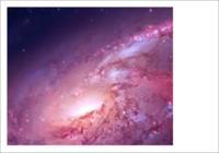 星空(可自由添加照片)-彩边拍立得横款(6张P)