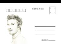 明信片 商务 个性-全景明信片(横款)套装