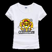 freestyle女款莫代尔T恤