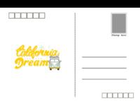 旅行-全景明信片(横款)套装