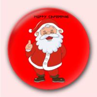 圣诞快乐-2.5徽章