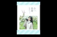 小幸运-小清新-纪念-个人写真-照片可替换-8x12印刷单面水晶照片书21p