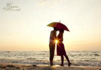 怦然心动-情侣、爱情、婚纱(装饰可移动、图片可换)-B2单面横款印刷海报