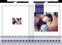 我的相册-大容量通用百搭-硬壳精装照片书20p