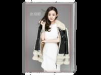 赵丽颖漂亮气质写真杂志册,女神,可爱,甜美(朋友 礼物)-A4时尚杂志册(24p)