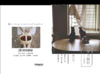 岁月静好(旅行记 照片可换)-竖12寸硬壳高端对裱照片书32p