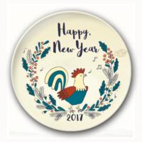 新年快乐-4.4个性徽章