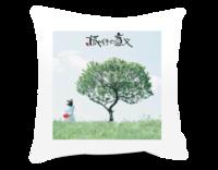 旅行的意义(图片可换、装饰可移动)-短皮绒面双面抱枕