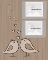 因为爱情-30寸竖式海报