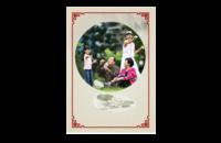 爱-温馨之家-8x12印刷单面水晶照片书21p