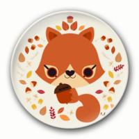 卡通小动物-2.5徽章