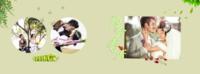 【约会春天】——留住美好记忆-8x12横款硬壳对裱照片书32p
